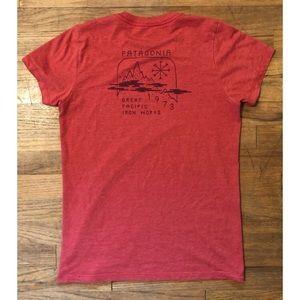 Patagonia retro graphic outdoor T-Shirt